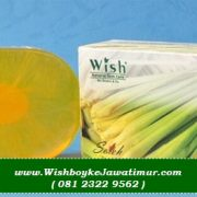 Jual Lemon Grass Soap Sereh Wishboyke Surabya