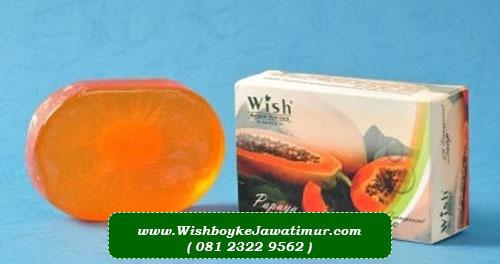 Jual Papaya Soap wishboyke surabaya jatim