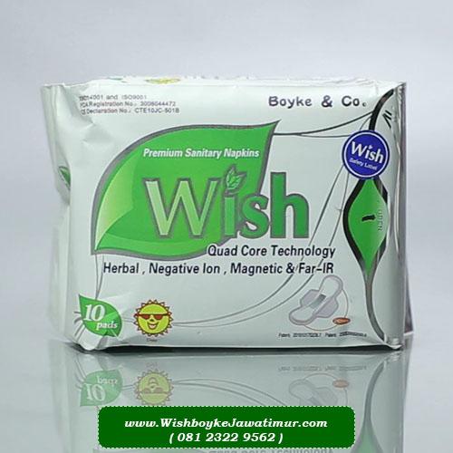 Jual Premium Sanitary Napkin Day Wishboyke Surabaya Jatim