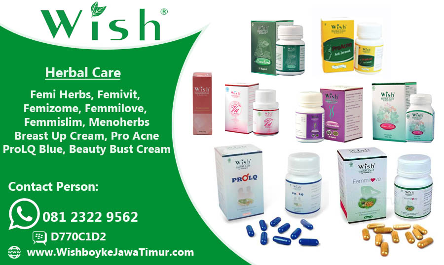 Jual Obat dr Wish Boyke Herbal Care