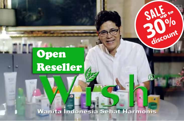 promo open reseller wishboykesurabayajawatimur murah up to 30%