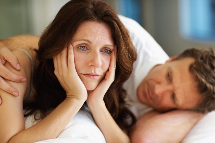 Penyebab wanita tidak bergairah untuk berhubungan seks
