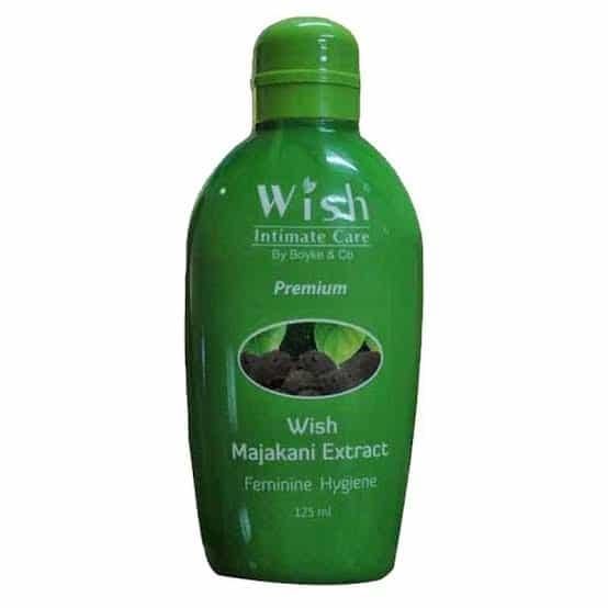 Wish Intimate Hygiene Extract Majakani wish boyke