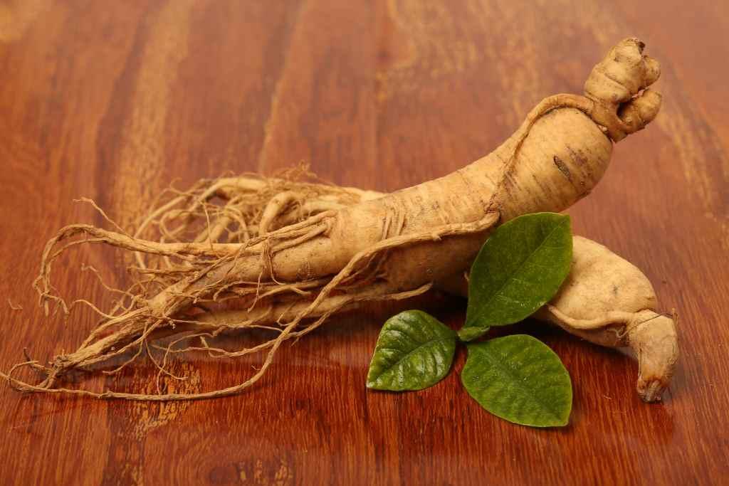 Manfaat Ginseng untuk Vitalitas Pria